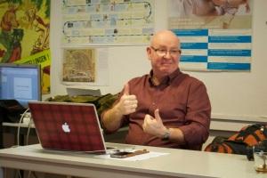 Clark Denmark, iSLanDS MA by Research graduate