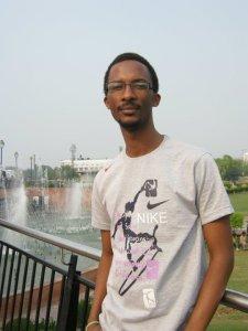 2013 graduate Kakooza Muhammed