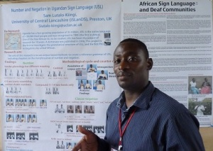 Dr Lutalo-Kiingi at WOCAL7