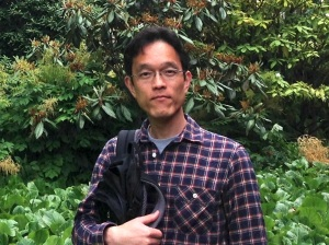 Makoto Iwayama, visiting PhD student at iSLanDS