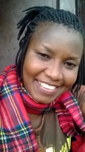 Aline Berahino, 2014 graduate of BAASLS