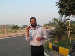Sachin Singh, 2014 BAASLS graduate