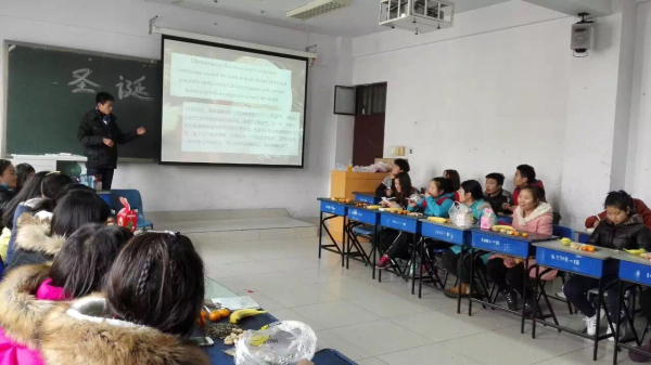 ZZU English class Peer teaching on 24 Dec  2015 by Han Jianyun
