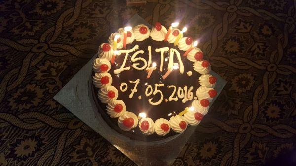 ISLTA cake