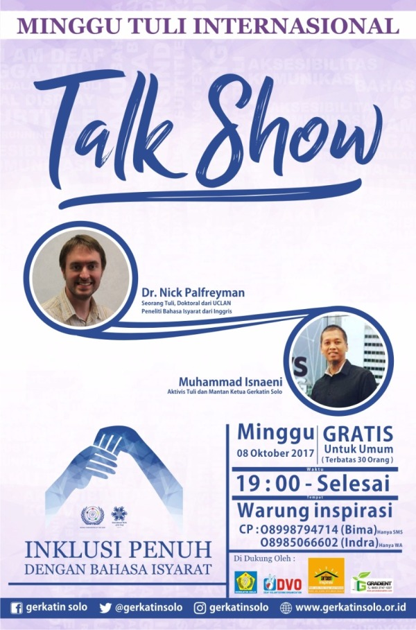 Talk Show poster
